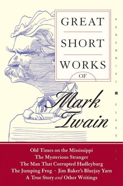 Great Short Works of Mark Twain als Taschenbuch