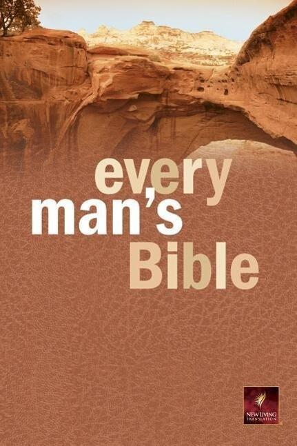 Every Man's Bible-NLT als Buch (gebunden)