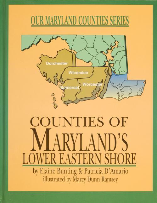 Counties of Maryland's Lower Eastern Shore als Buch (gebunden)