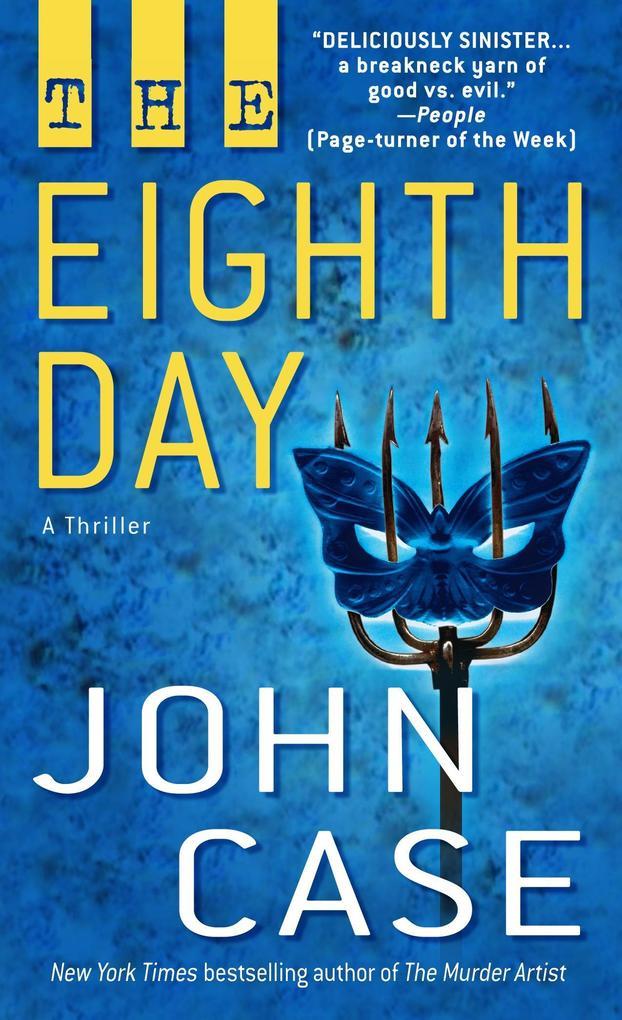 The Eighth Day: A Thriller als Taschenbuch
