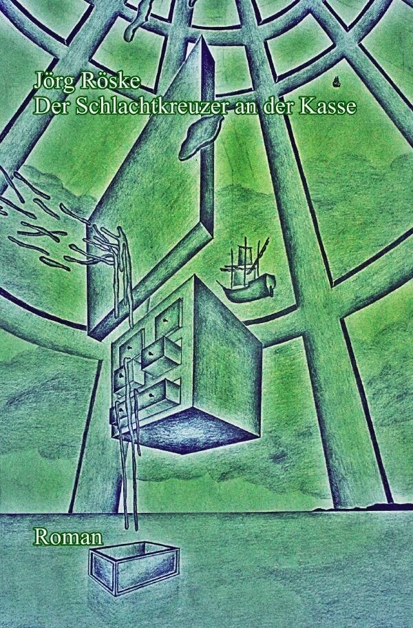 Der Schlachtkreuzer an der Kasse als Buch (kartoniert)