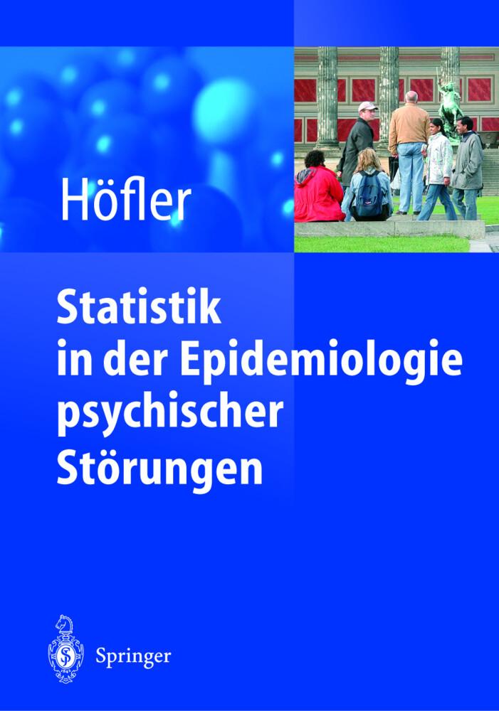 Statistik in der Epidemiologie psychischer Störungen als Buch (kartoniert)