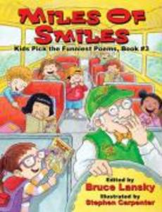 Miles of Smiles: A Collection of Laugh-Out-Loud Poems als Taschenbuch