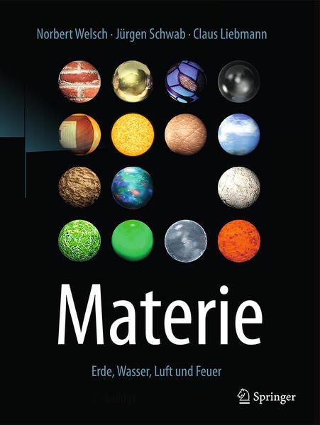 Materie als Buch (kartoniert)