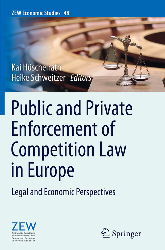 Public and Private Enforcement of Competition Law in Europe als Buch (kartoniert)