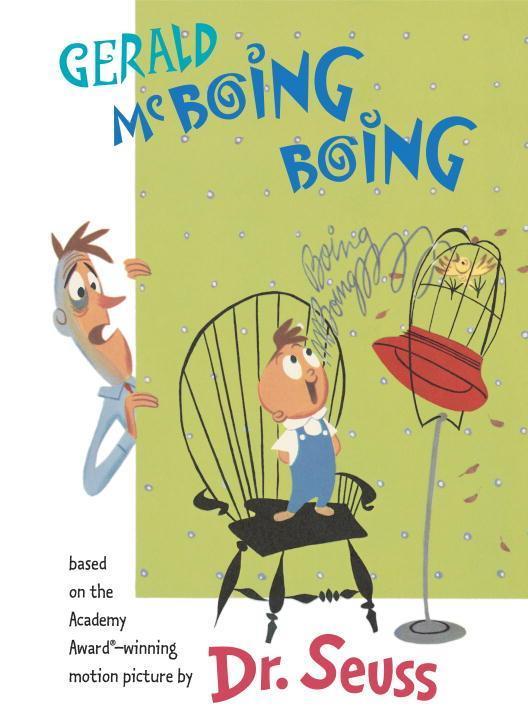 Gerald McBoing Boing als Buch (gebunden)