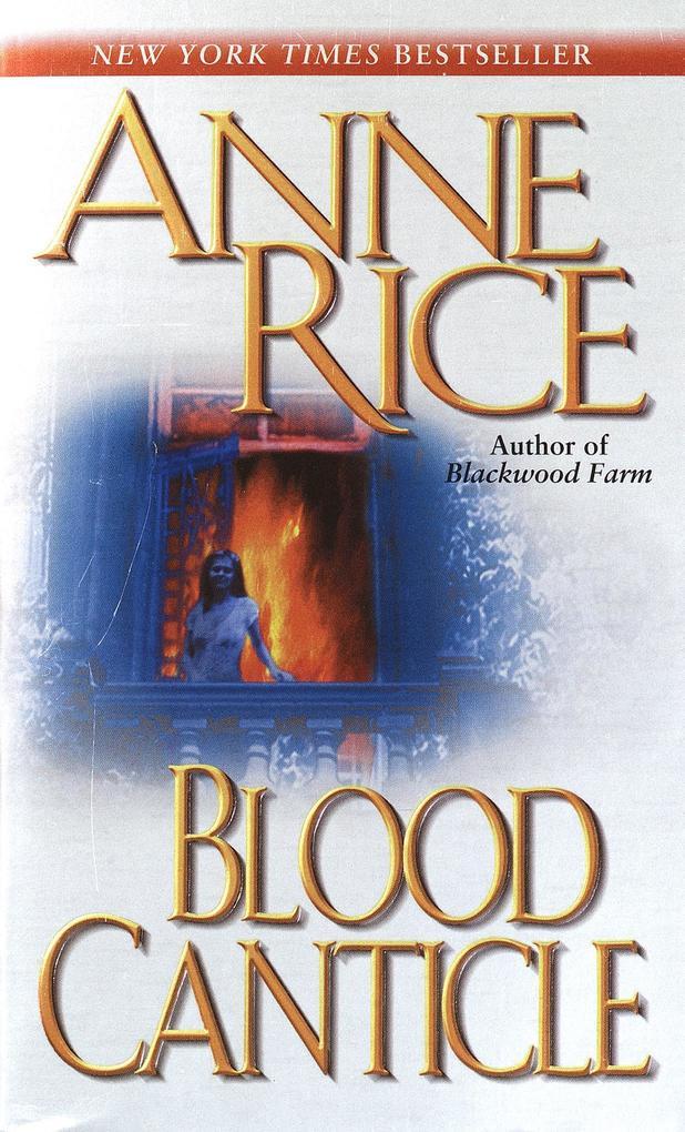 Blood Canticle als Taschenbuch