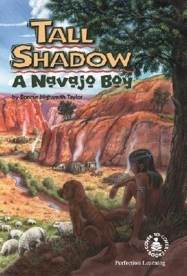 Tall Shadow, a Navajo Boy als Buch (gebunden)