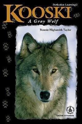 Kooski: A Gray Wolf als Buch (gebunden)
