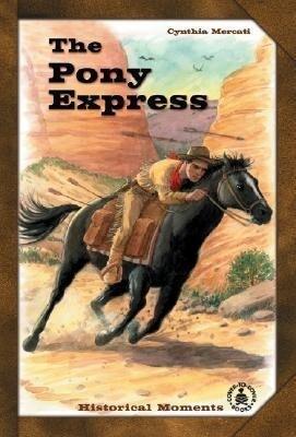 The Pony Express als Buch (gebunden)