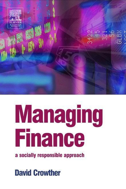 Managing Finance als Buch (kartoniert)