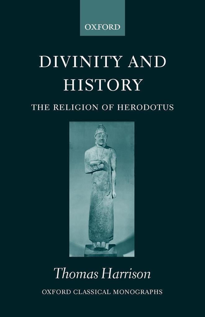 Divinity and History als Buch (kartoniert)