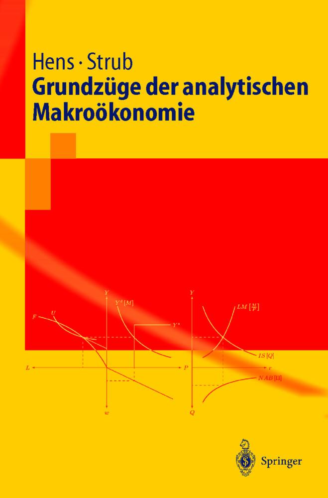 Grundzüge der analytischen Makroökonomie als Buch (kartoniert)