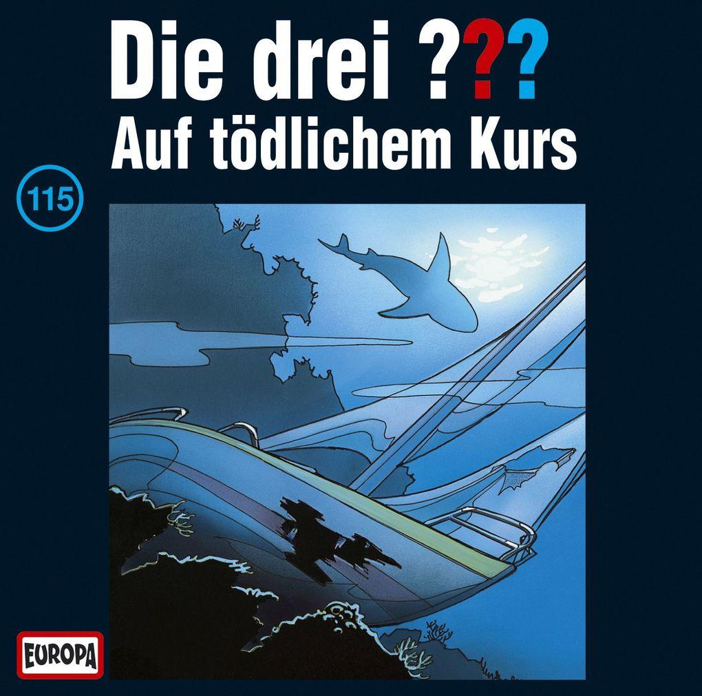115/Auf tödlichem Kurs als CD