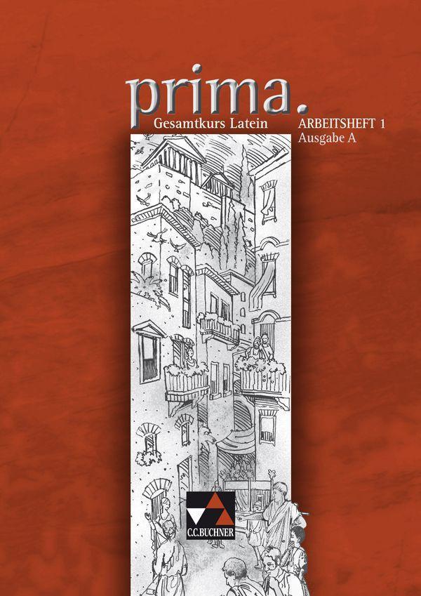 Prima A. Arbeitsheft 1 als Buch (kartoniert)