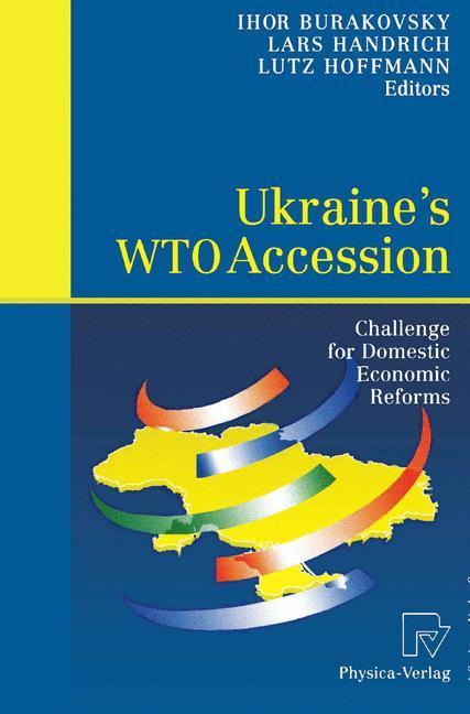 Ukraine's WTO Accession als Buch (kartoniert)