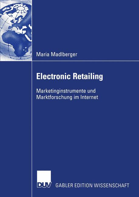 Electronic Retailing als Buch (gebunden)