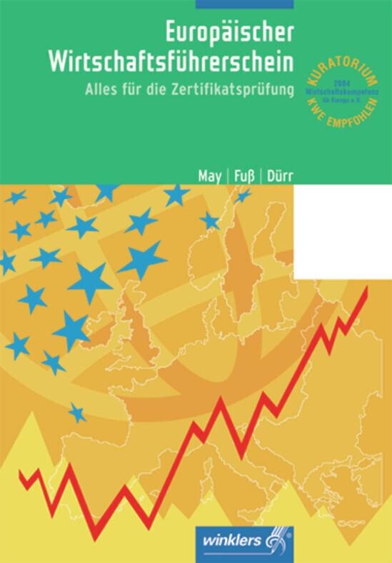 EBDL - Europäischer Wirtschaftsführerschein als Buch (kartoniert)