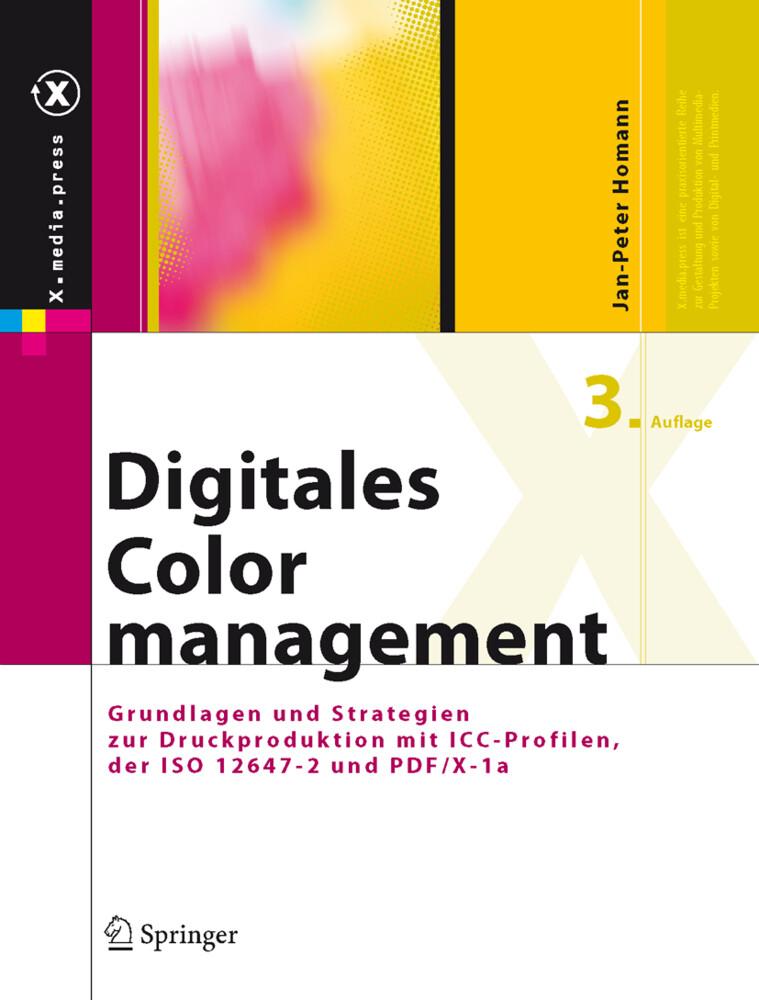 Titelbild Digitales Colormanagement