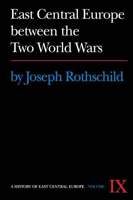 East Central Europe between the Two World Wars als Taschenbuch