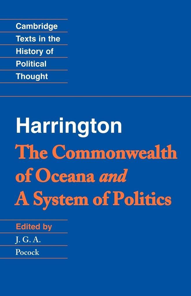 Harrington als Buch (kartoniert)