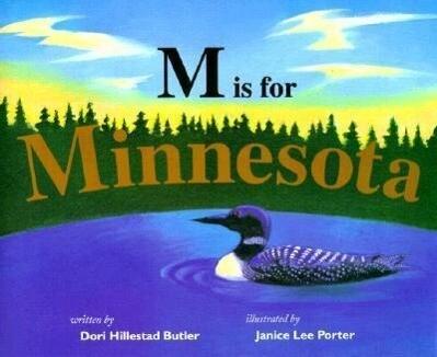 M Is For Minnesota als Buch (gebunden)