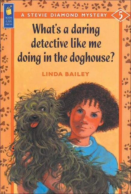 What's a Daring Detective Like Me Doing in the Doghouse? als Taschenbuch