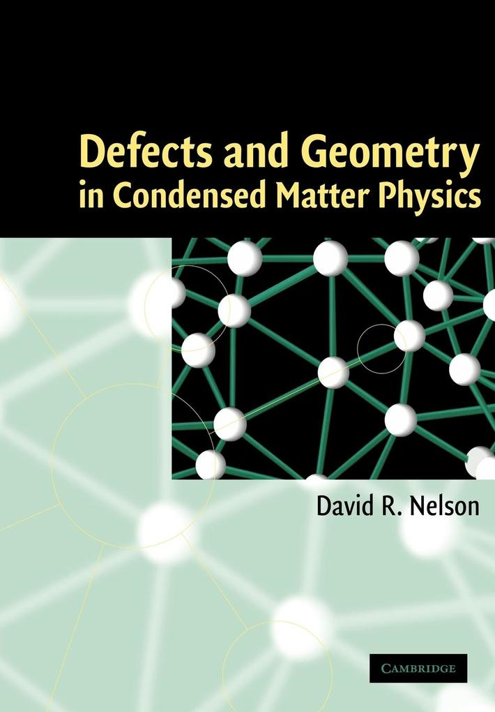 Defects and Geometry in Condensed Matter Physics als Buch (kartoniert)