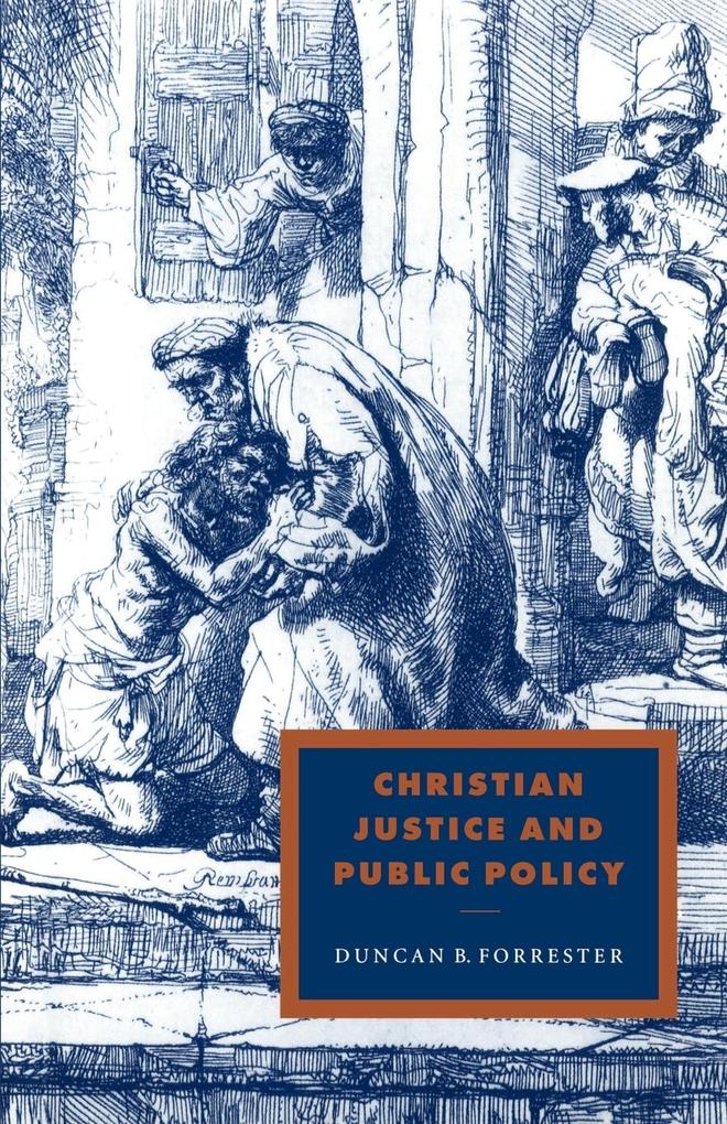 Christian Justice and Public Policy als Buch (kartoniert)