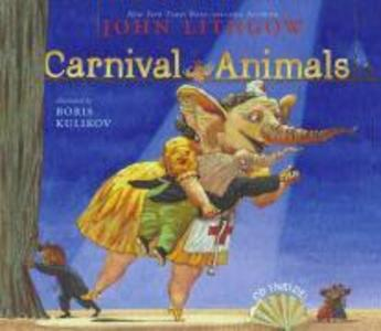 Carnival of the Animals [With CD] als Buch (gebunden)