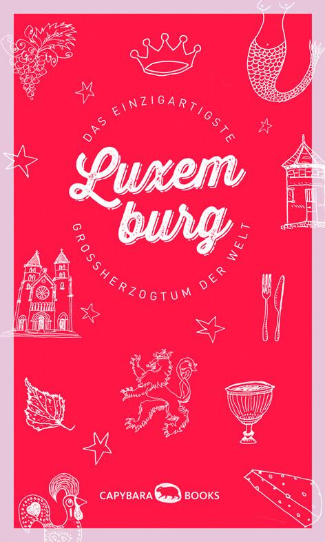Luxemburg als Buch