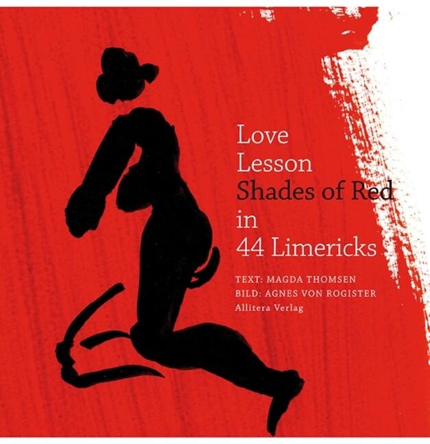 Love Lesson Shades of Red als Buch (kartoniert)