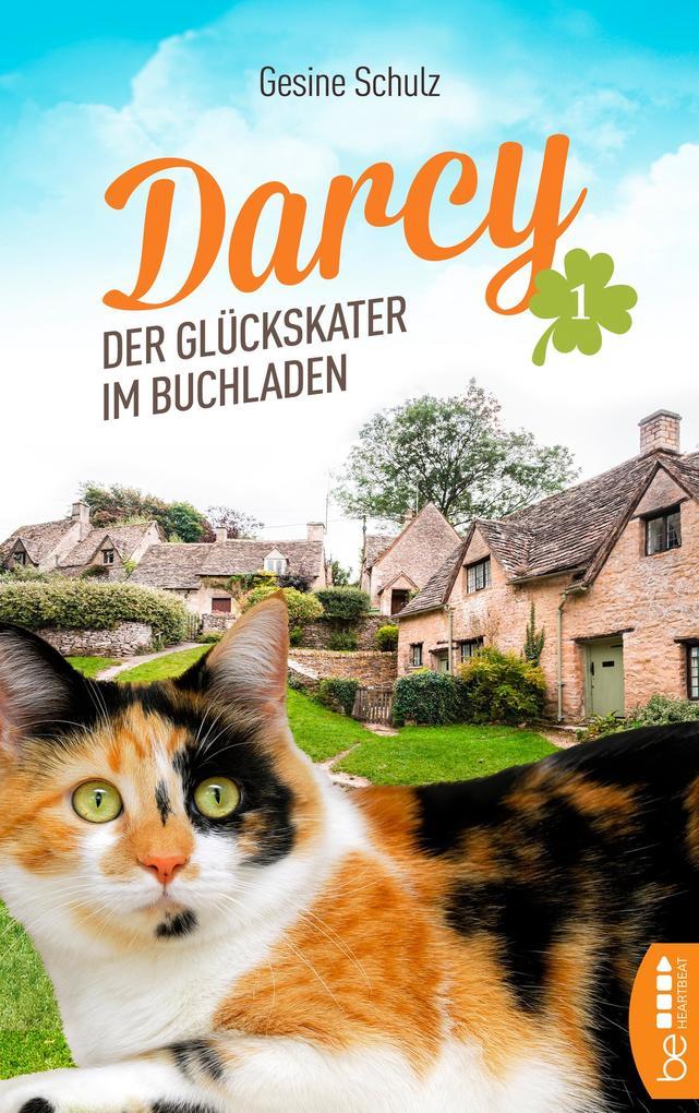 Darcy - Der Glückskater im Buchladen als eBook epub