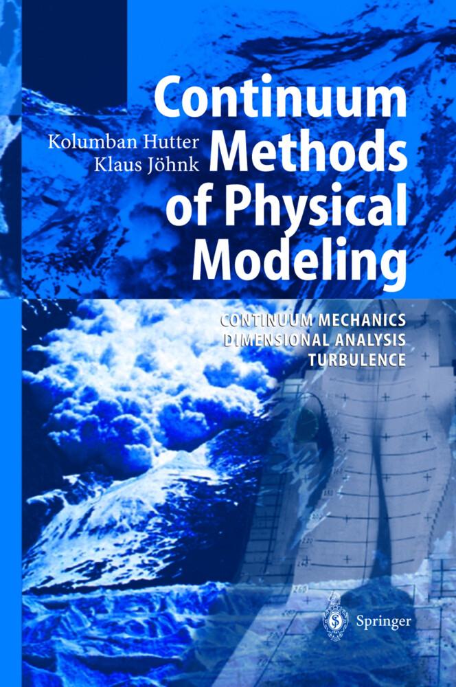 Continuum Methods of Physical Modeling als Buch (gebunden)
