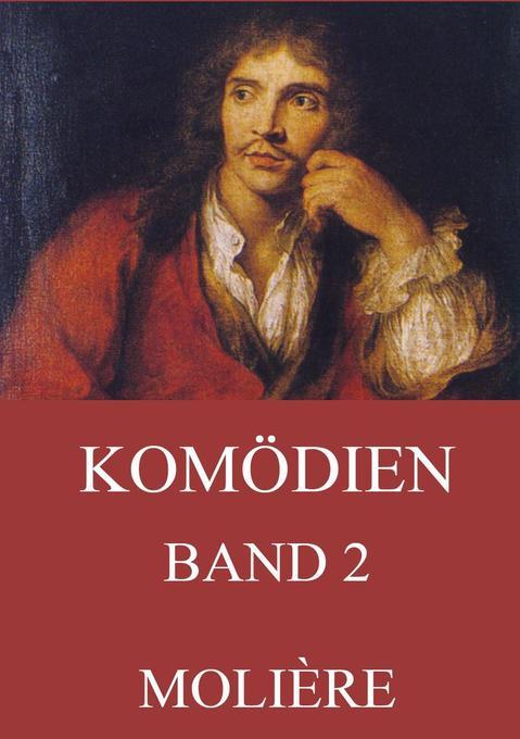 Komödien, Band 2 als Buch (kartoniert)