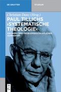 """Paul Tillichs """"Systematische Theologie"""""""