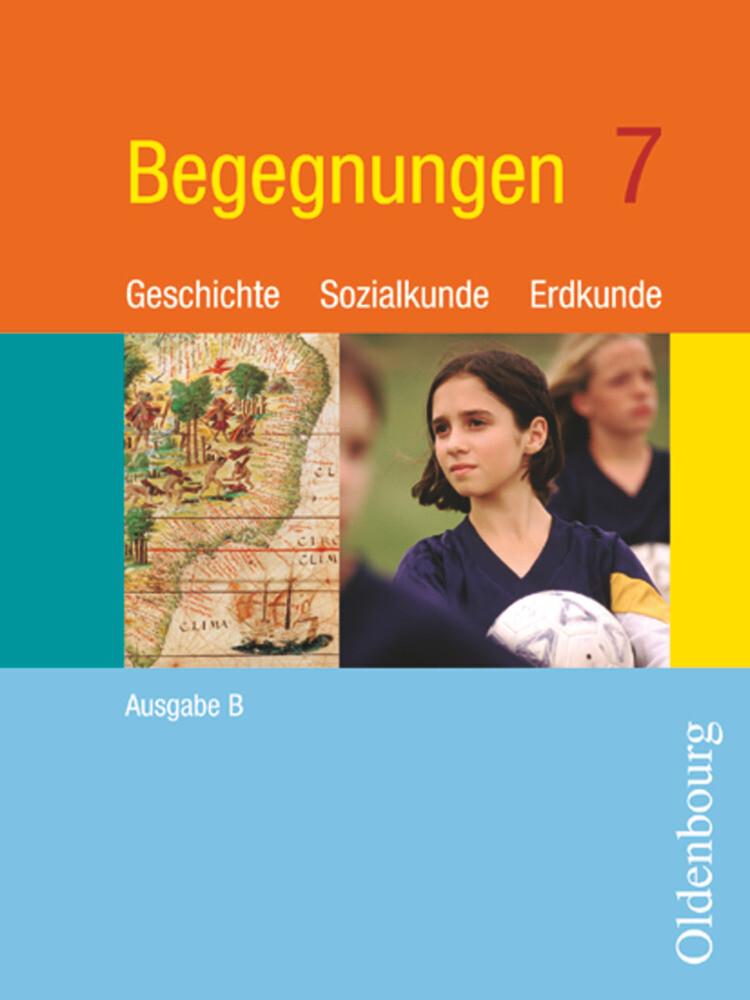 Begegnungen B 7. Neu als Buch (kartoniert)