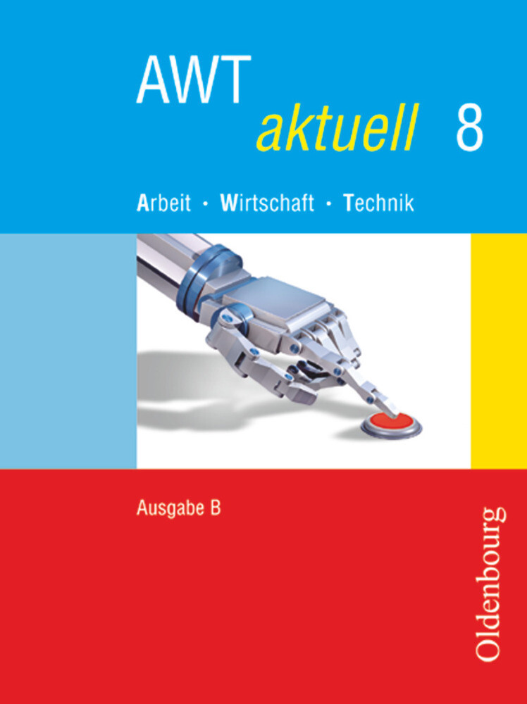 AWT aktuell B 8. Bayern als Buch (kartoniert)