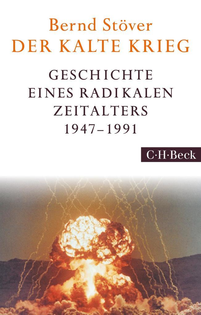 Der Kalte Krieg als Buch (kartoniert)