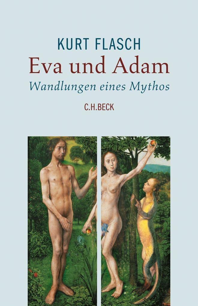 Eva und Adam als Buch (gebunden)