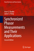 Synchronized Phasor Measurements and Their Applications