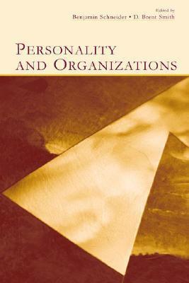 Personality and Organizations als Buch (gebunden)