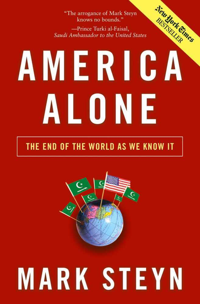 America Alone: The End of the World as We Know It als Buch (gebunden)