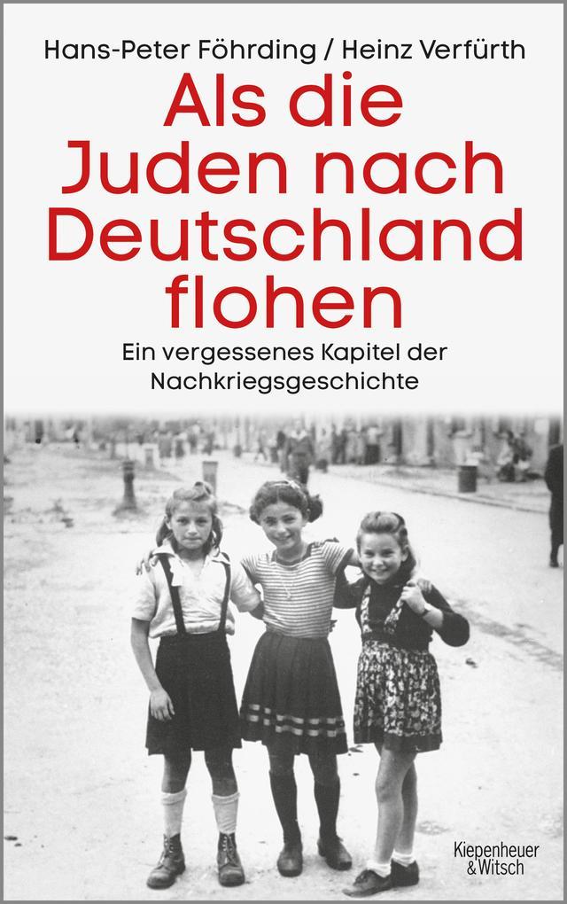 Als die Juden nach Deutschland flohen als Buch (gebunden)
