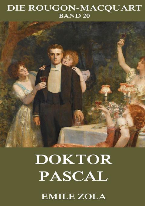 Doktor Pascal als Buch (kartoniert)