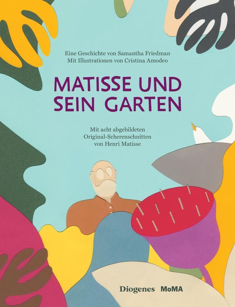 Matisse und sein Garten als Buch (gebunden)