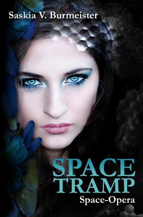 Space Tramp als Buch (kartoniert)