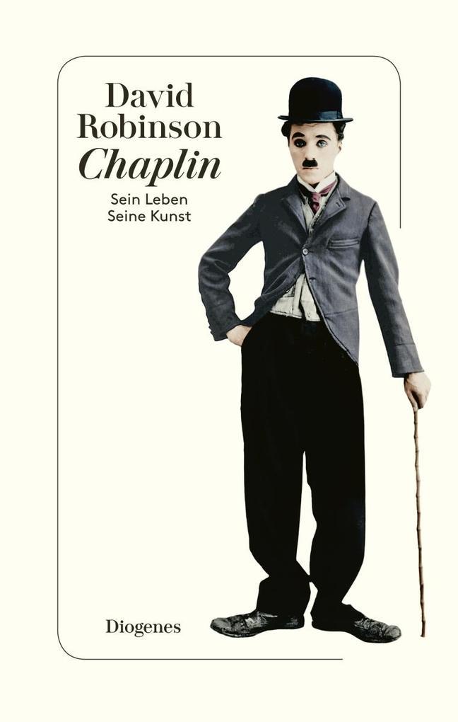 Chaplin als Buch (gebunden)