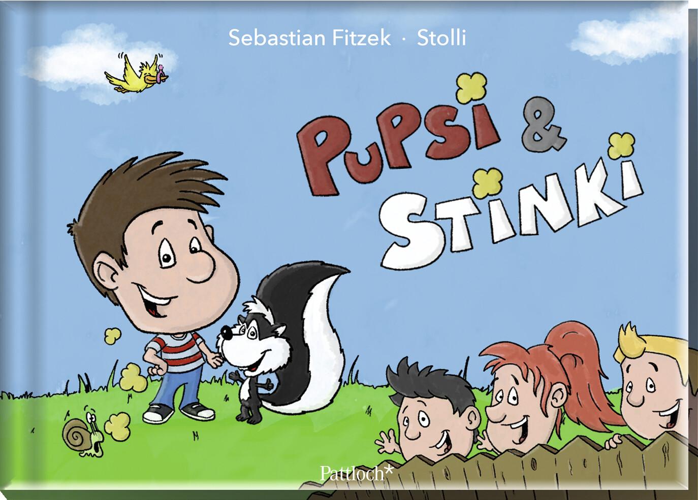 Pupsi & Stinki als Buch (gebunden)