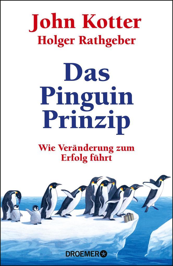 Das Pinguin-Prinzip als Buch (gebunden)